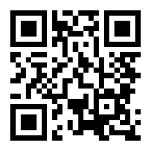 A QR code